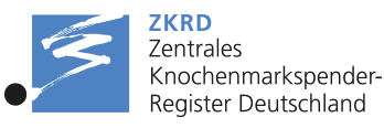 ZKRD - Zentrales Knochenmarkspender-Register Logo